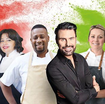 Ready Steady Cook is getting a reboot and Rylan Clark-Neal is hosting