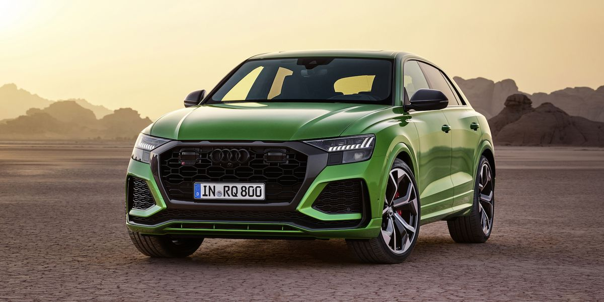 2020 Audi Rs Q8 Suv Revealed With 600 Hp Pictures Specs Info