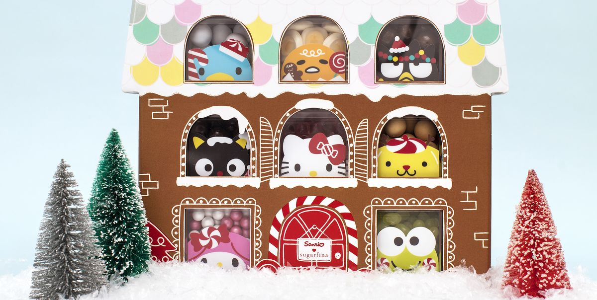 A Hello Kitty Holiday Candy Collection Is Now Available At