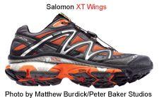 chaussures de sport e16b3 d3128 Trail Shoe: Salomon XT Wings | Runner's World