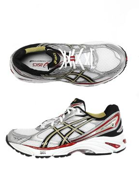 Training Shoe: ASICS GEL Foundation 8 Runner's World  Runner's World