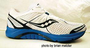 Training Shoe: Saucony ProGrid Mirage