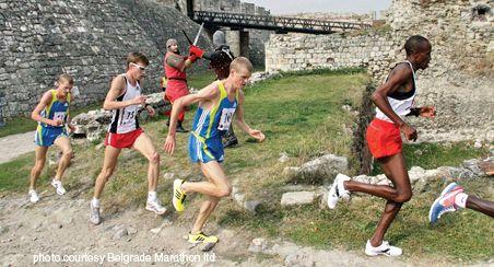 Jake and Zane Robertson | Runner's World