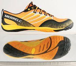 merrell lithe glove review