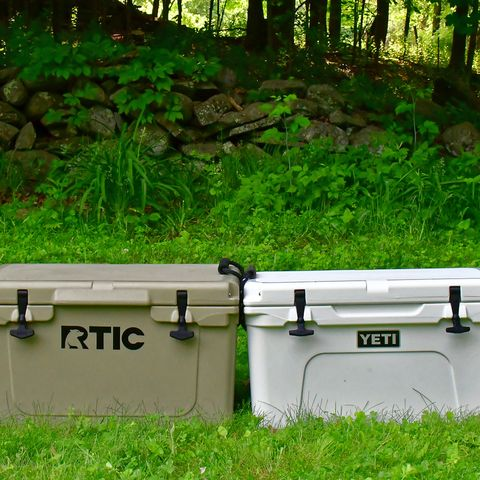 rtic and yeti cooler