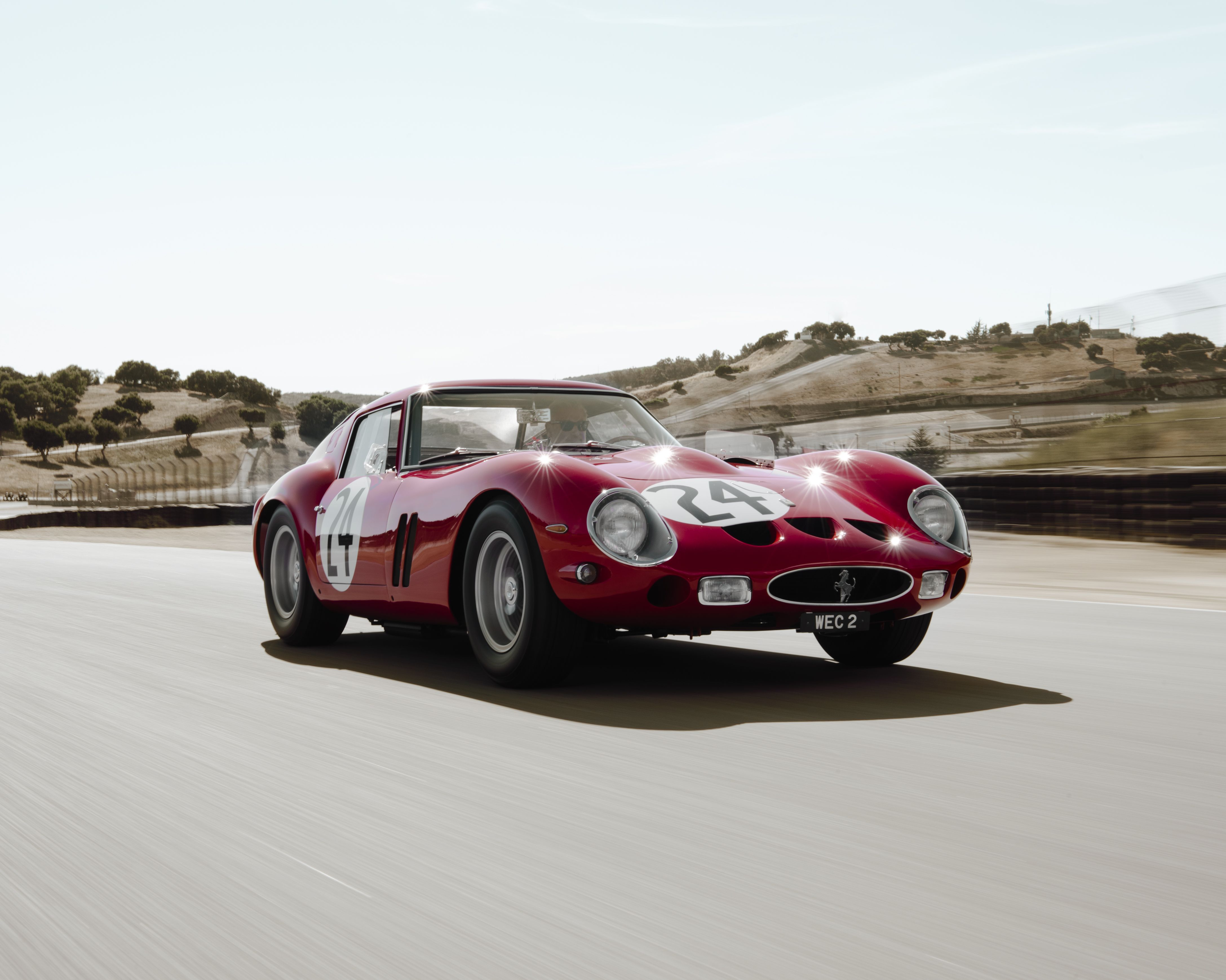 How The Ferrari 250 Gto Became The Most Valuable Car Of All Time