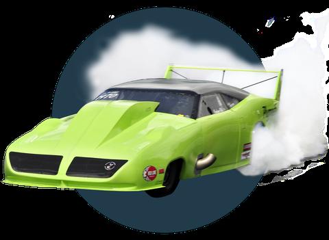 гоночные ливреи гоночных автомобилей, финансируемых за счет наркотиков, Грэм Эллис