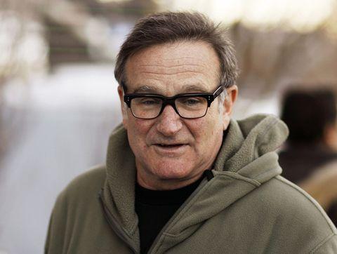 Robin Williams, My Teammate
