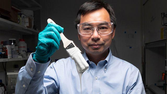 xiulin ruan, il professore della purdue university che ha inventato la vernice ultra bianca