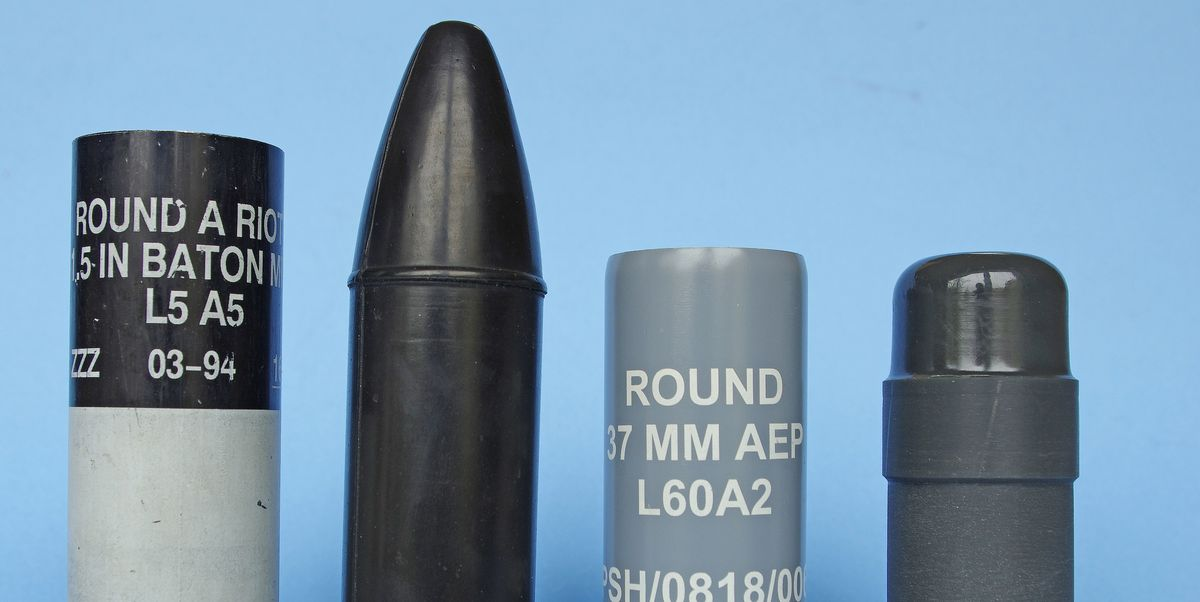 Doctors Explain How Rubber Bullets Can Actually Cause Life-Threatening Injuries