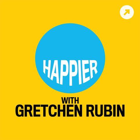happier podcast logo