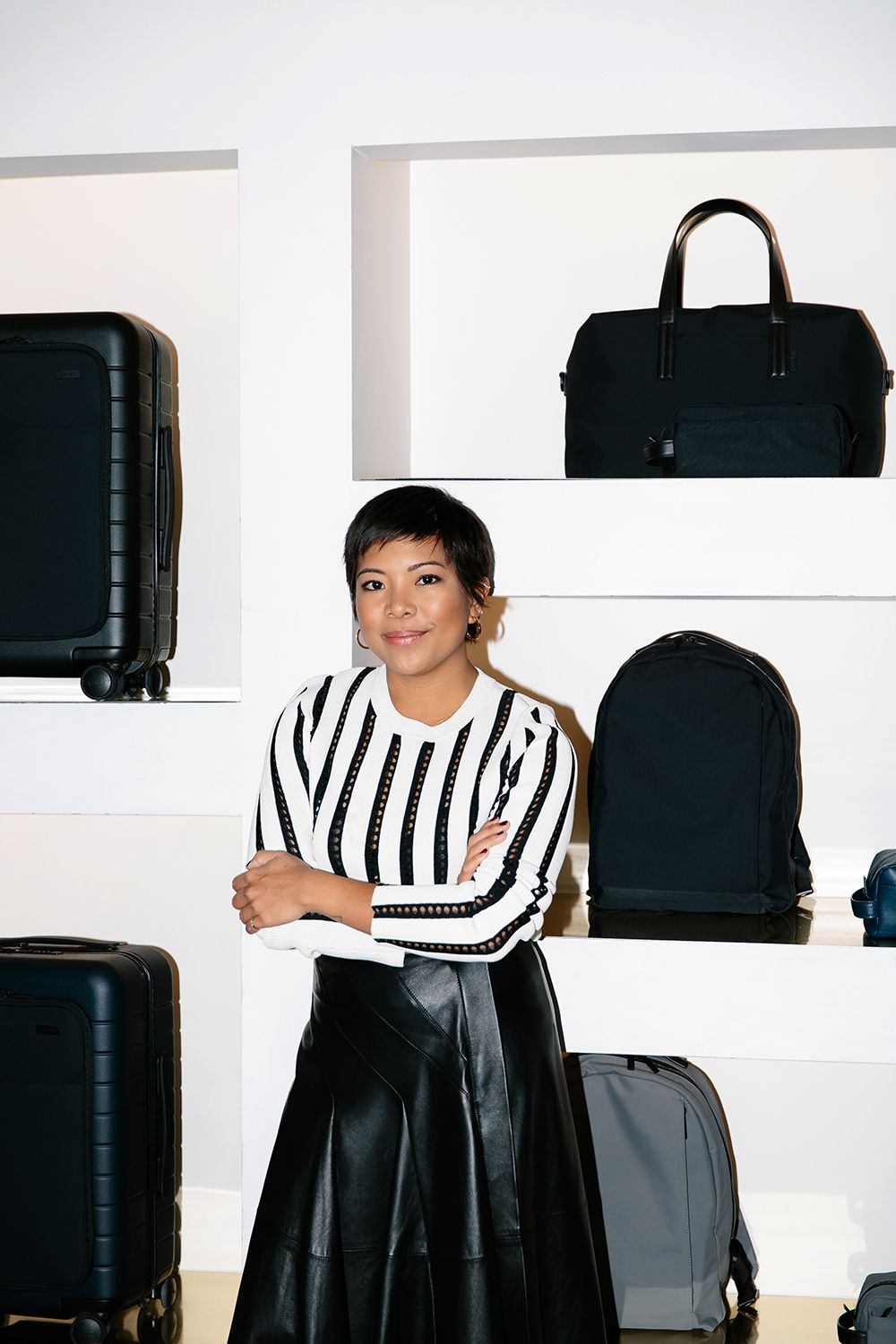 'Away' Luggage Cofounder Jen Rubio Starts Her Day At 6 A.M.—No Matter The Time Zone