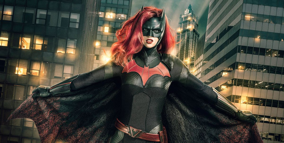 Batwoman set to replace Ruby Rose with new character