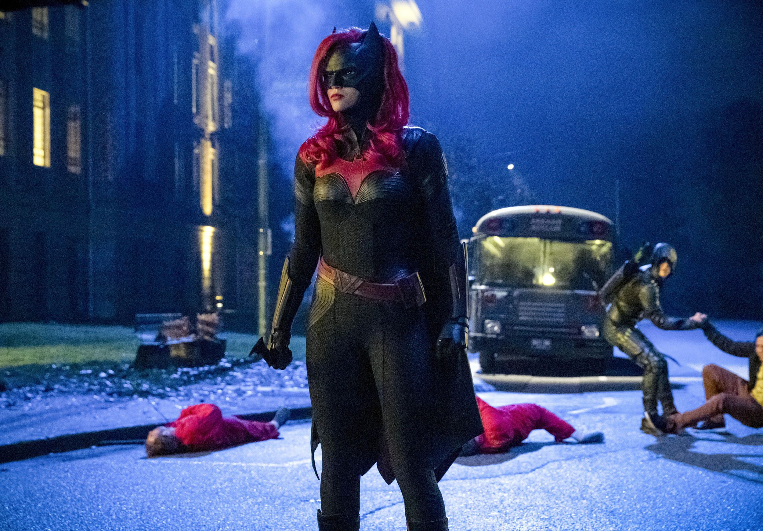 Batwoman gets her own suit