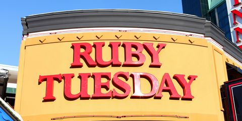 Ruby Tuesday Is Reportedly Closing Locations Without Warning Workers