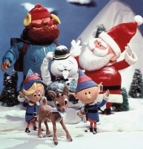 5 Rudolph The Red Nosed Reindeer Is A Result Of Infidelity
