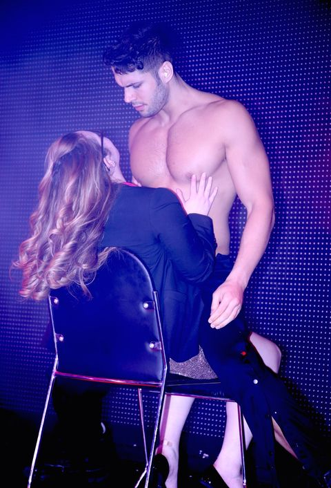 Performance, Barechested, Muscle, Performing arts, Human body, Leg, Event, Stage, Musician, Chest,