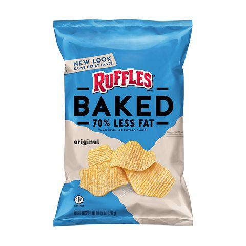 Ruffles Oven Baked Original Potato Chips