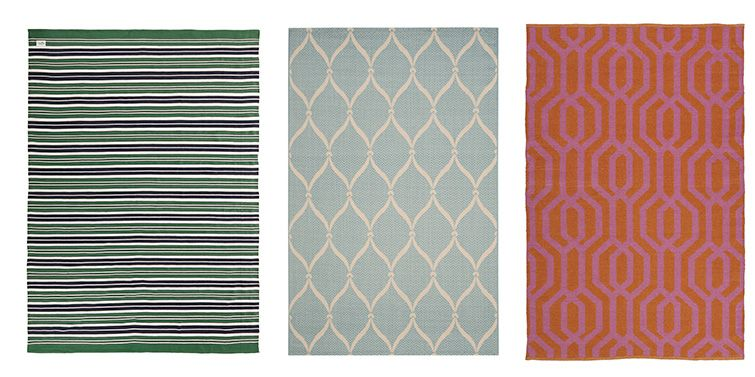 22 Best Indoor Outdoor Rugs - Stylish Outdoor Rug Ideas