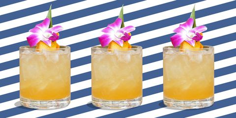 30 Best Rum Cocktails Easy Rum Mixed Drink Recipes For Summer