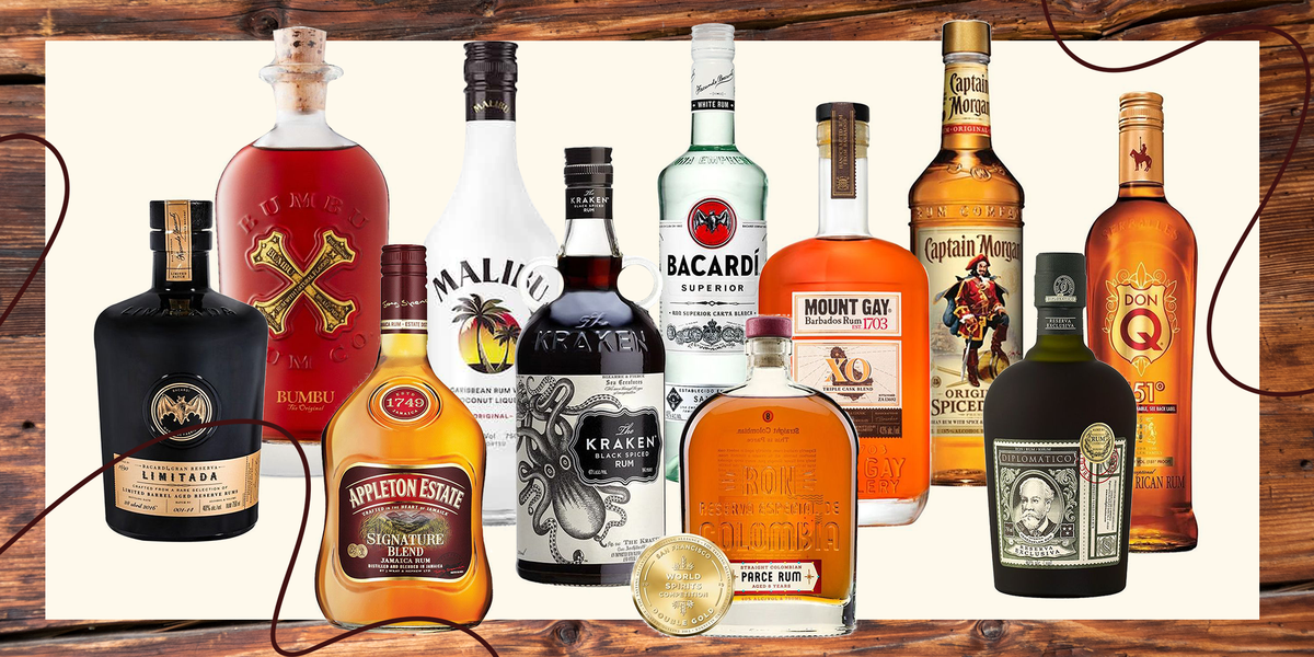 You'll Never Second Guess Yourself With These Rums That Are Great For Mixing And Sipping