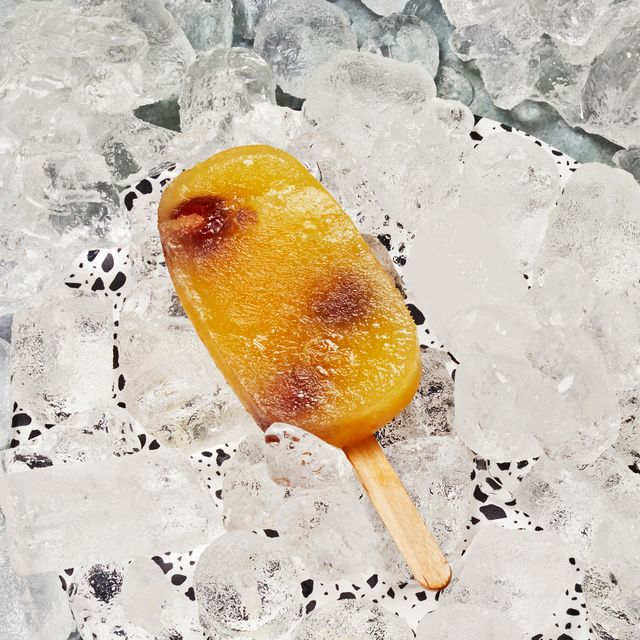 rum punch ice lolly