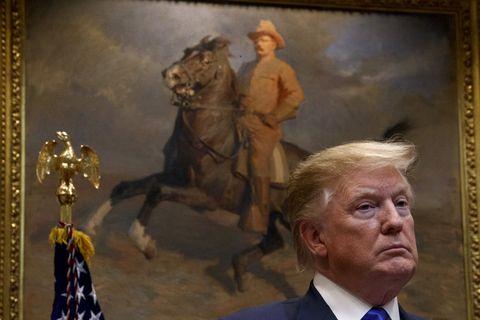 President Trump Speaks On 5G Deployment In The U.S.