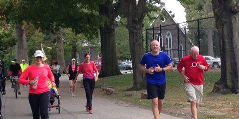 Footwear, Recreation, Tree, Community, Shorts, Walking, Pedestrian, Active shorts, Family car, Active pants,