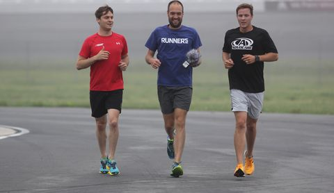run at Pocono
