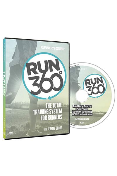 Best Workout DVDs - Runner's World Run 360: The Total Training System for Runners with Jeremy Shore