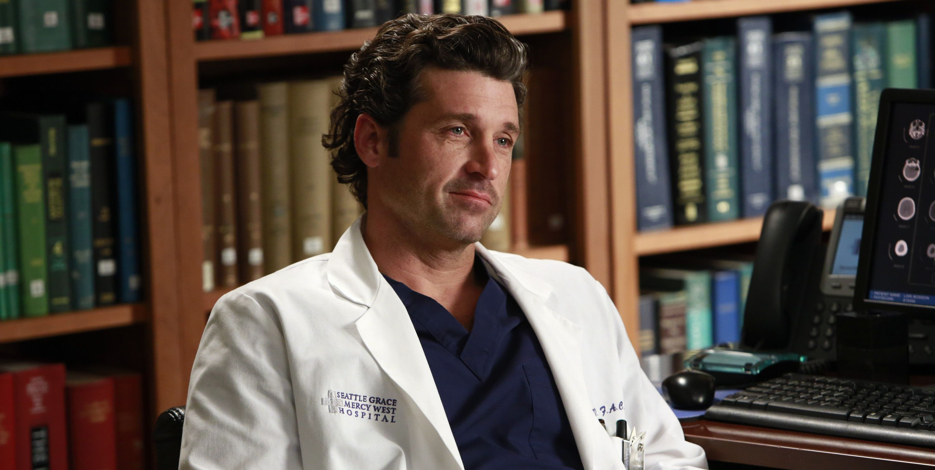 Why Did Patrick Dempsey Leave Grey's Anatomy