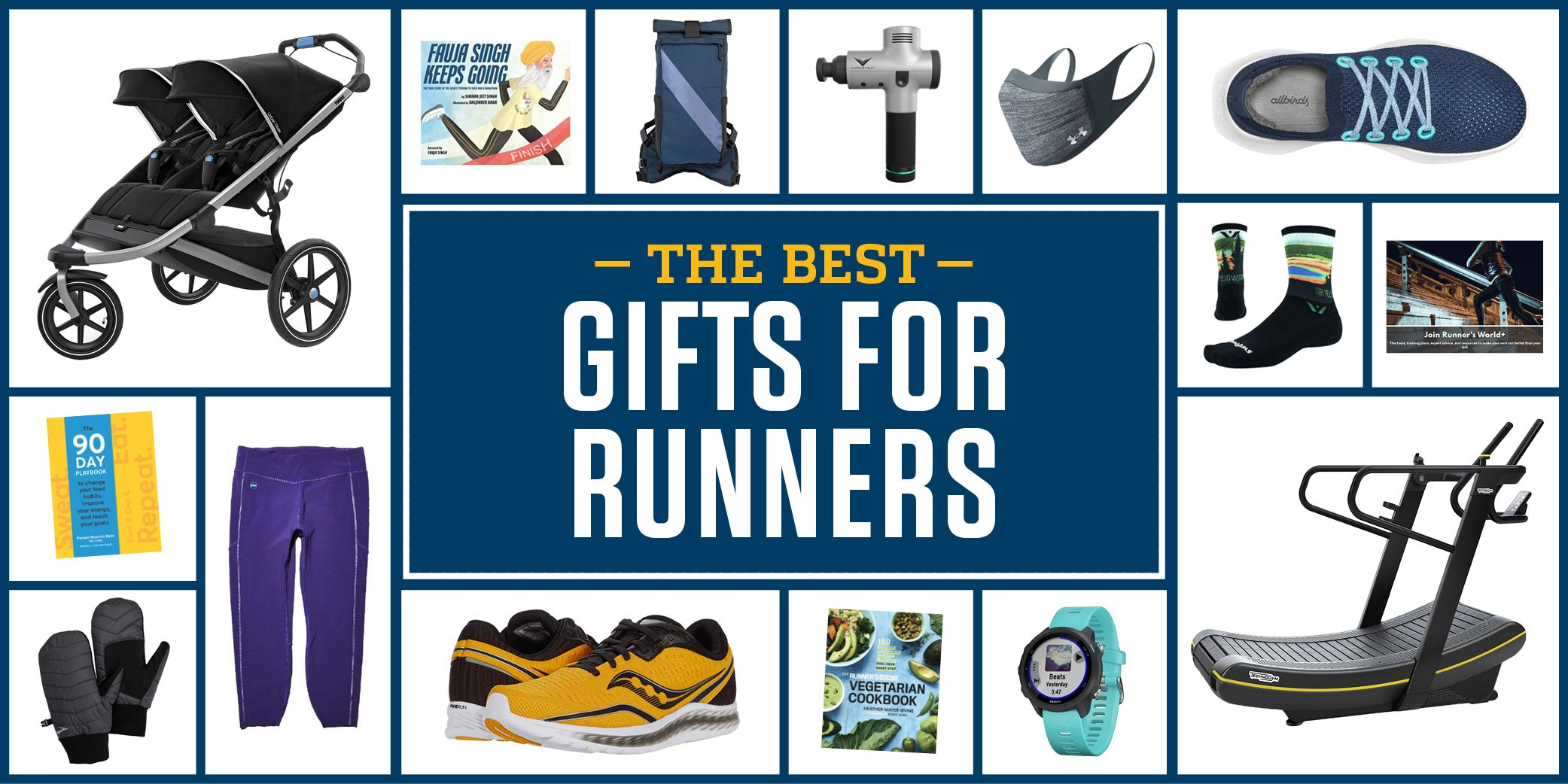 The Best Gifts for Runners