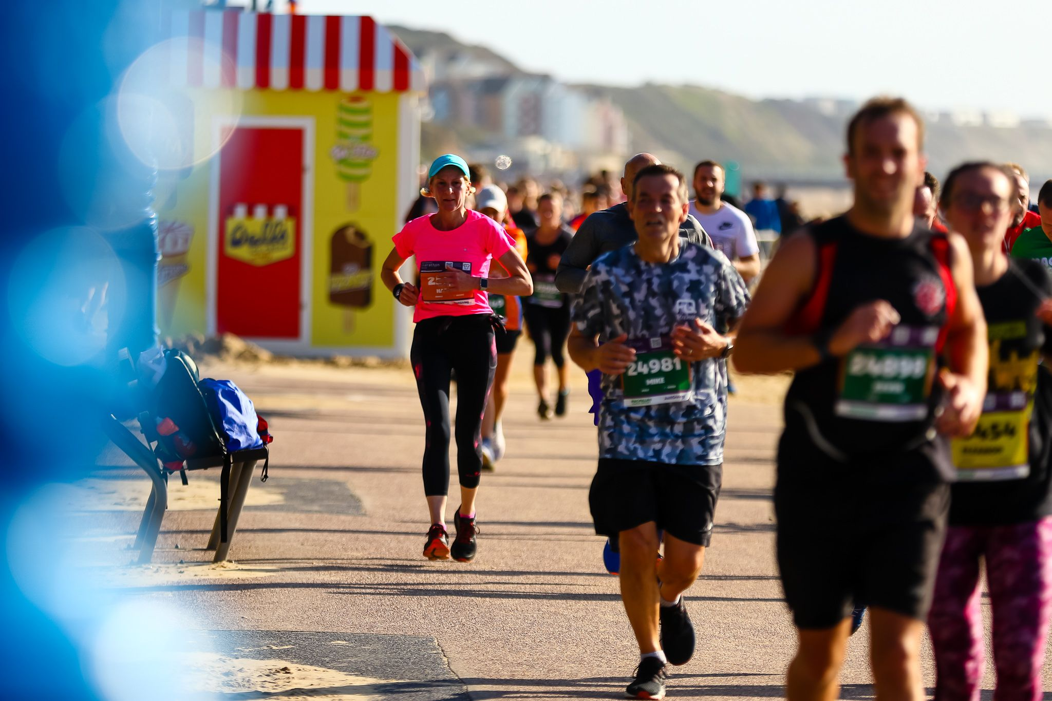 The 2020 Bournemouth Marathon has been cancelled