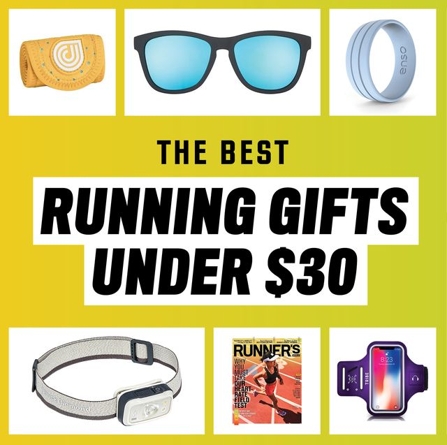 best cheap gifts for runners
