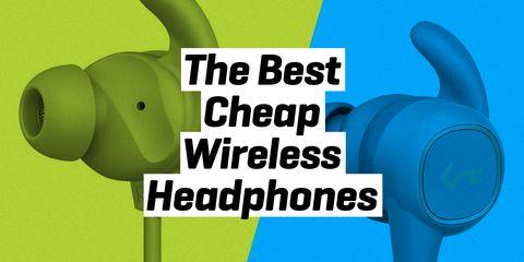 cheap wireless headphones