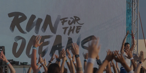 Adidas y Run For The Oceans