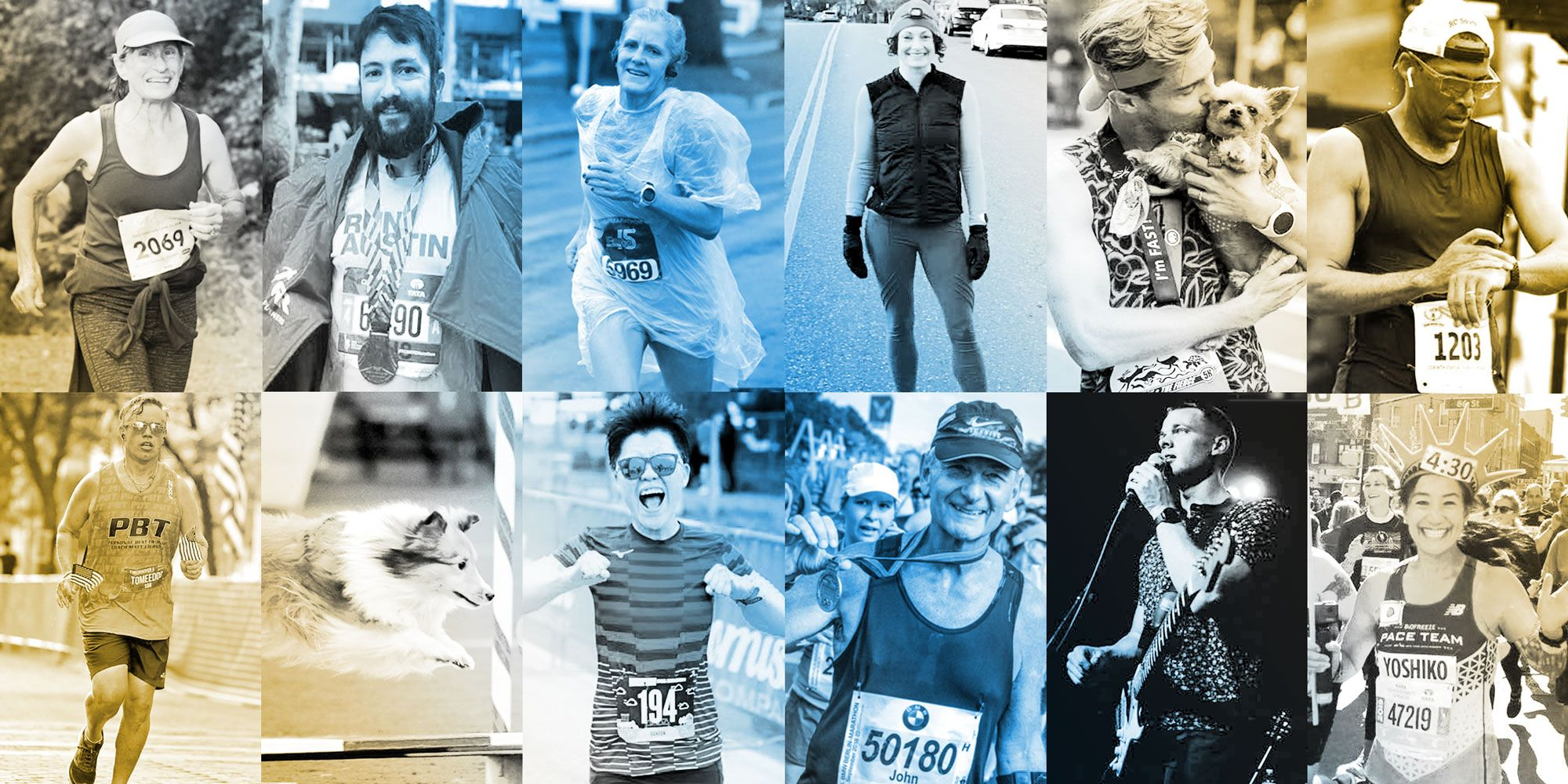 From an American Idol Runner-Up to a 100-Pound Weight Loss Transformation, Meet 12 Amazing Runner's World+ Members