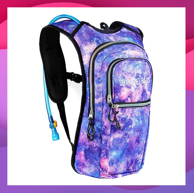 Purple, Violet, Bag, Backpack,