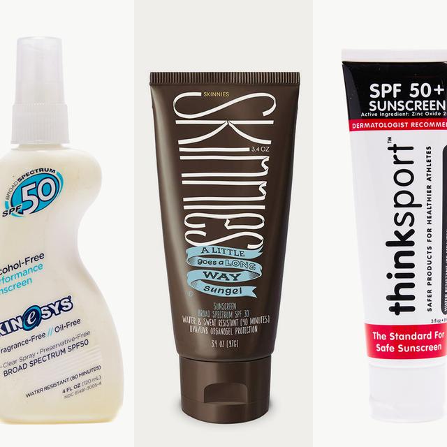 best sunscreens for runners