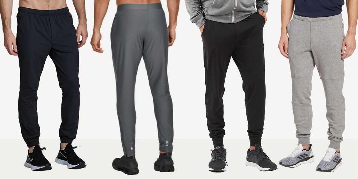 Men's Exercise Pants For Strenuous Yet Comfortable Workouts