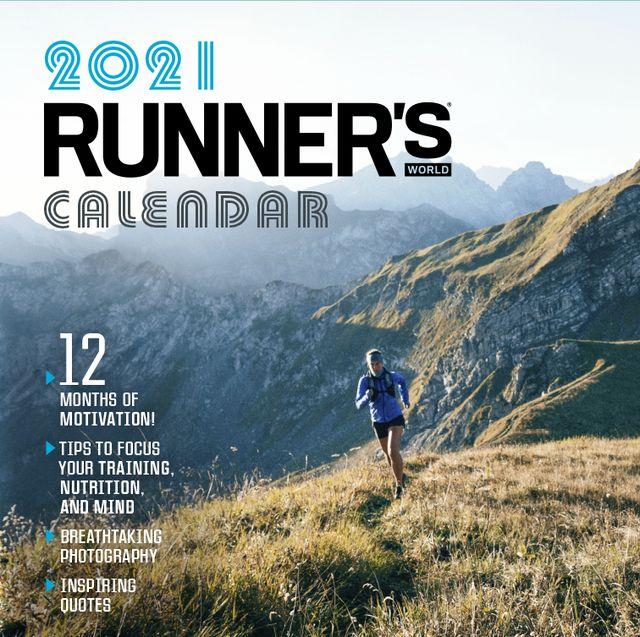 Runner's World 2021 Calendar   Runner's World