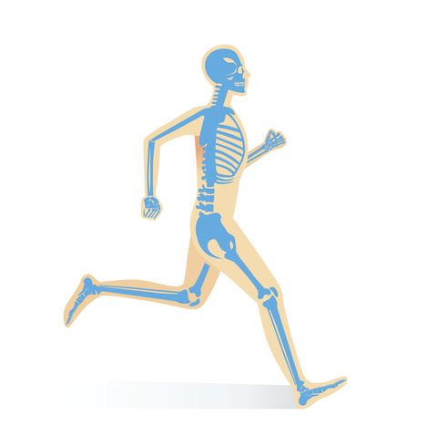 returning to running after runners knee