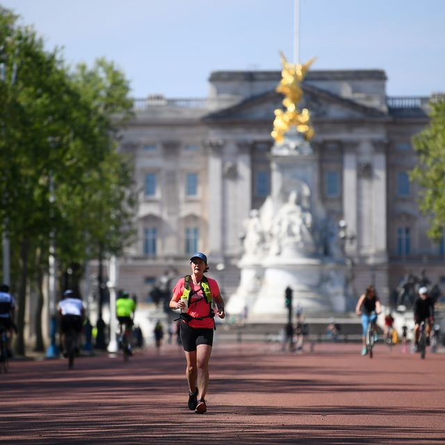 clap and cheer london marathon