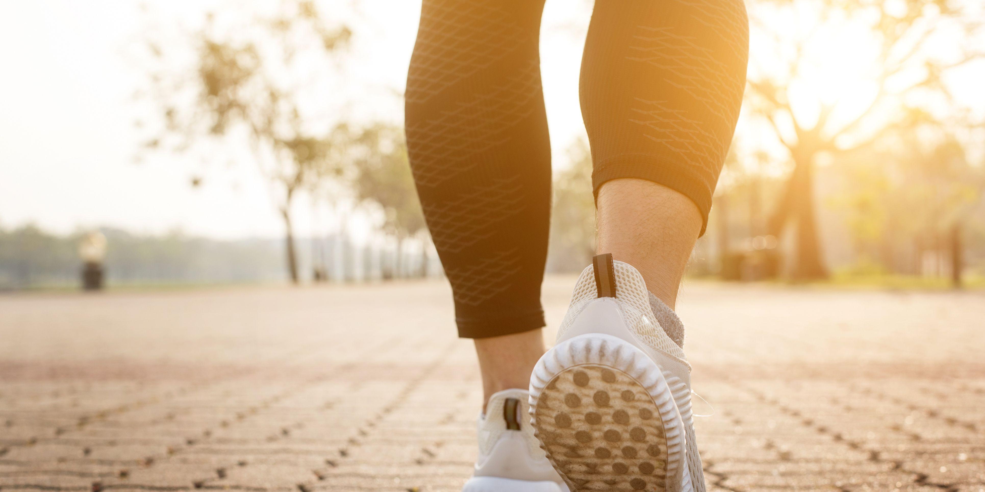 walking plan weight loss