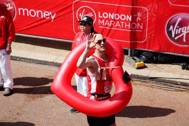 marathon heart health study