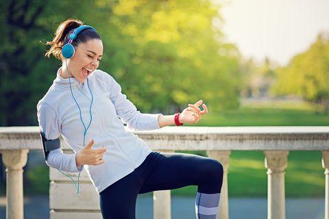 Día de la música: canciones sobre correr