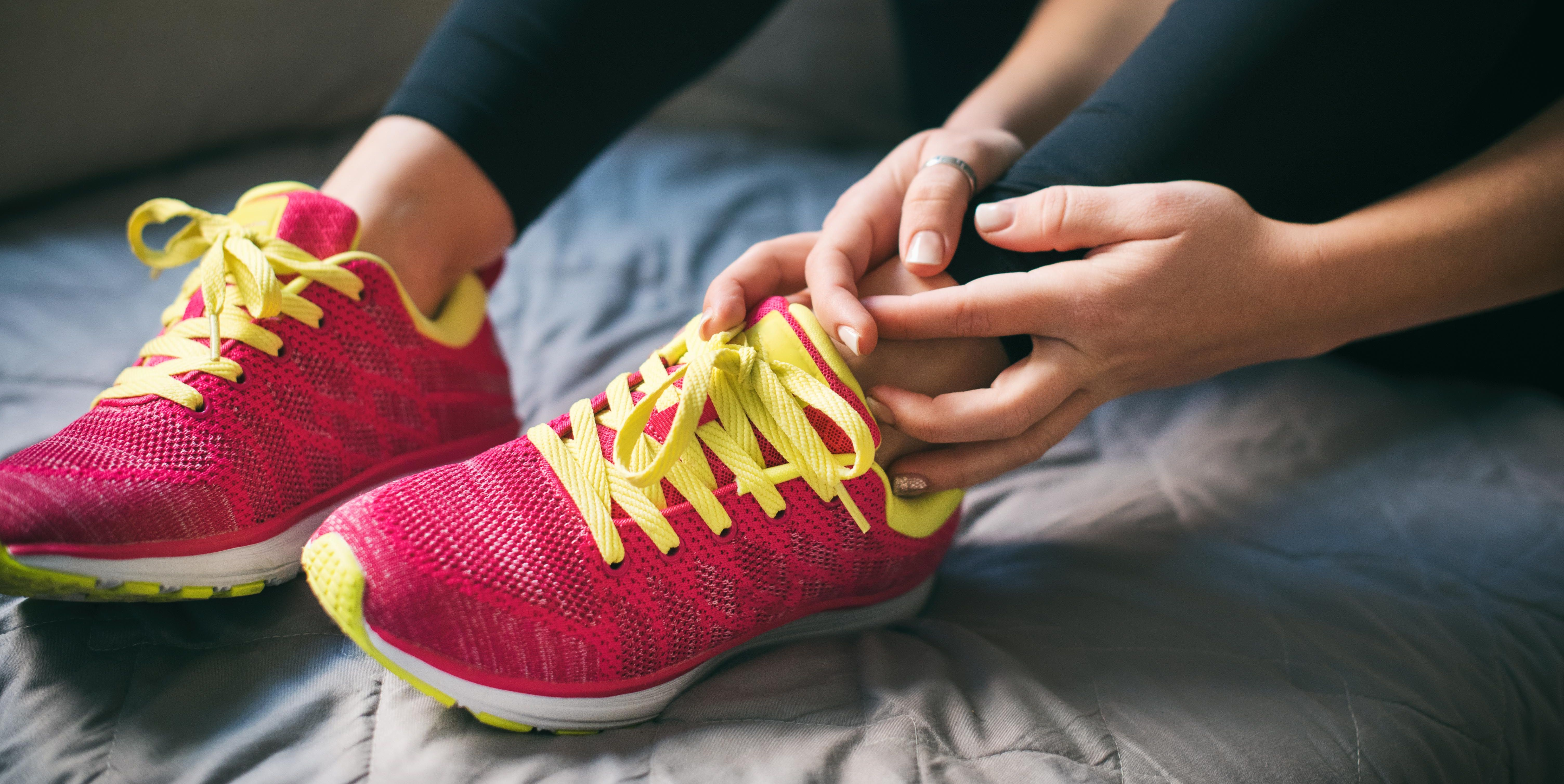 runner leg injur