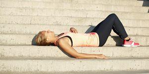 inconvenientes fatiga muscular en el cerebro