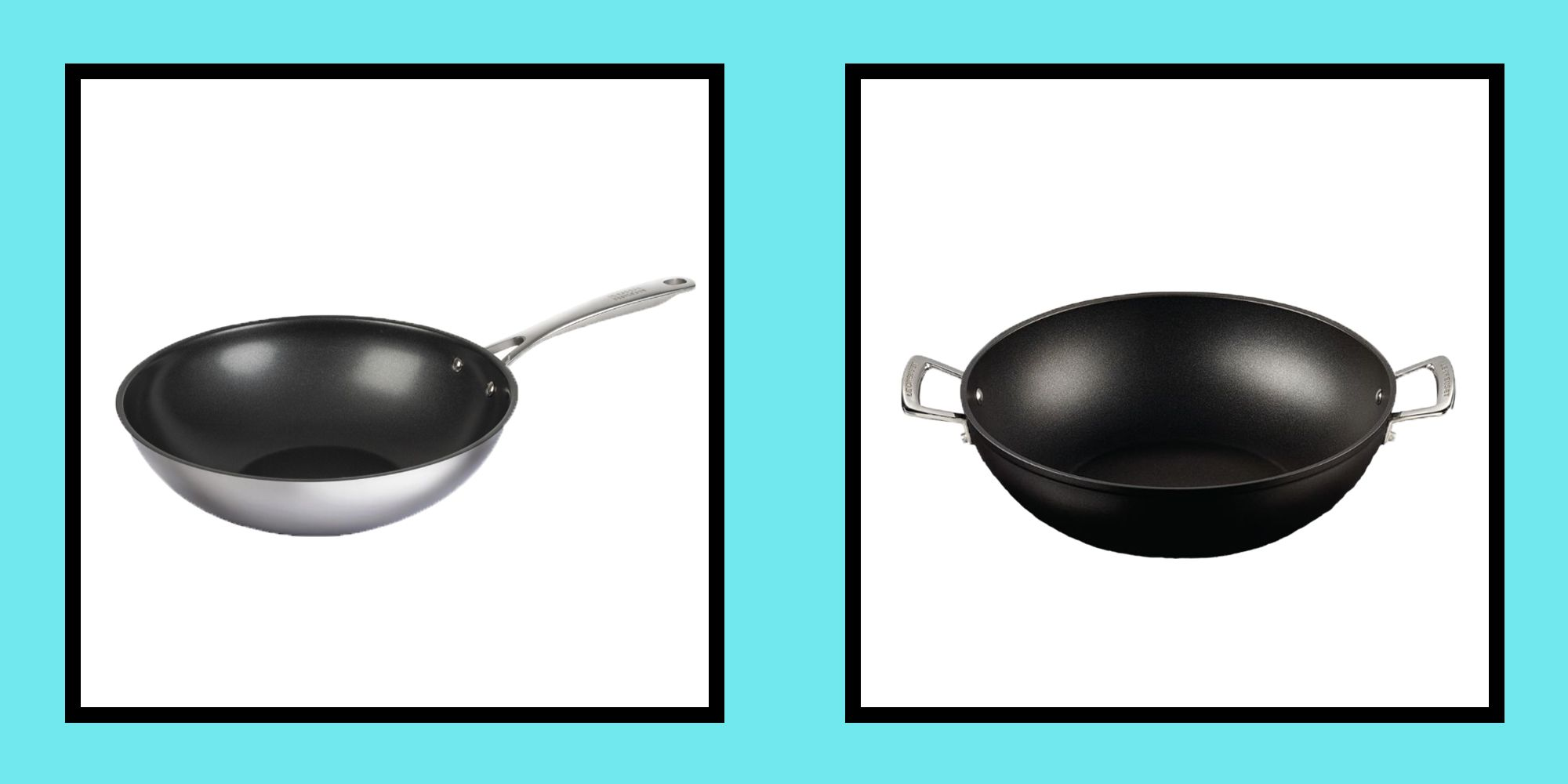 7 of the best woks for cooking healthy meals quickly