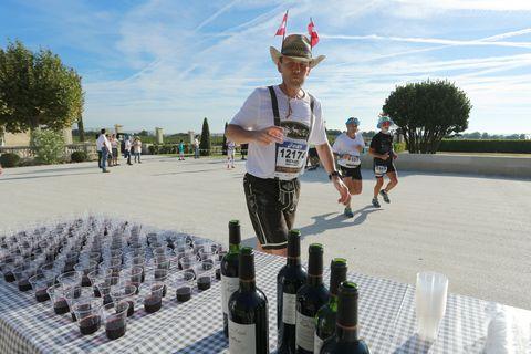 Maratón de los Castillos de Medoc